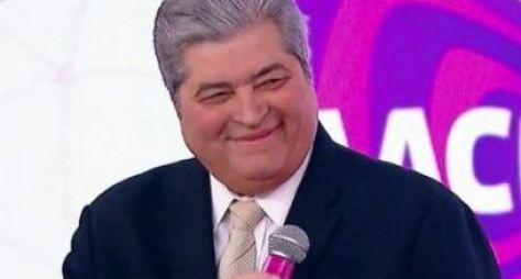 Silvio Santos convida Datena para o SBT, que prefere ficar na Band