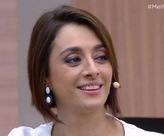 Catia Fonseca apresentará live de Daniel