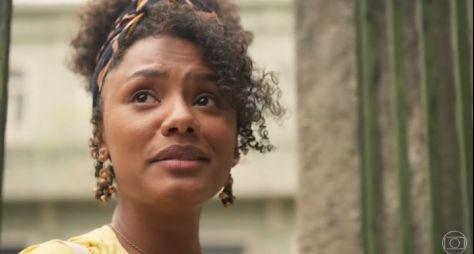 """Jéssica Ellen testa positivo para Covid-19 e atrasa gravações de """"Amor de Mãe"""""""