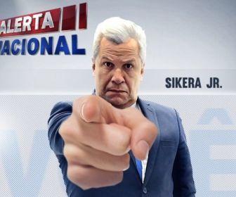 Alerta Nacional de Sikêra Jr se torna maior audiência da RedeTV!