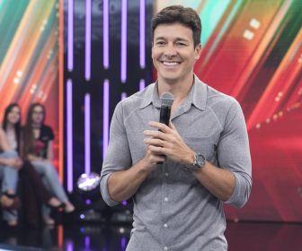 """Rodrigo Faro apresentará o """"Canta Comigo Teen"""""""