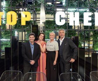 Top Chef: No Teste de Fogo, Xuxa Meneghel avalia pratos veganos