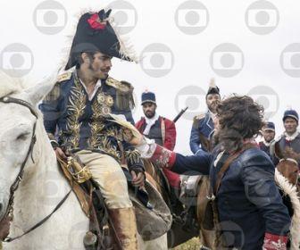 Novo Mundo: Dom Pedro I proclama a Independência do Brasil