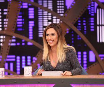 """Tatá Werneck entrevistará Xuxa e Luciano Huck no """"Lady Night"""""""