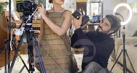 Amor e Sorte: Caio Blat e Luisa Arraes em sua versão dramatúrgica mais completa