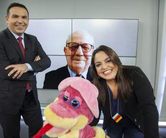Em primeiro lugar isolado A Hora da Venenosa bate telejornal e filme da Globo