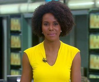 """Maju Coutinho será uma das apresentadoras do """"Criança Esperança"""""""