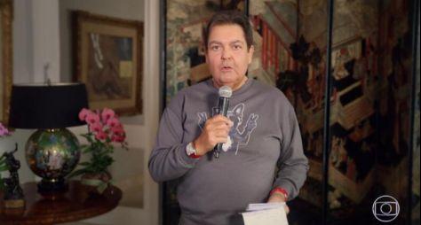 """""""Domingão do Faustão"""" retoma programas inéditos a partir deste domingo, dia 23"""