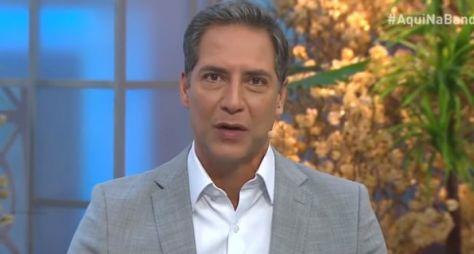 Luís Ernesto Lacombe estaria negociando com a RedeTV! e a rádio Jovem Pan
