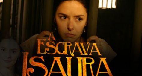 "Penúltimo capítulo de ""A Escrava Isaura"" crava 10 pontos de audiência"