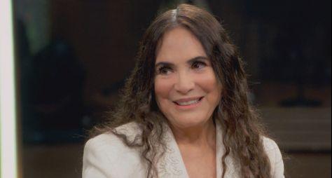 Regina Duarte teria pedido personagem à Gloria Perez