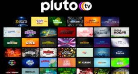Pluto TV chega ao Brasil