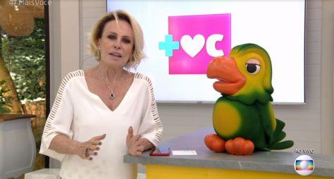 """""""Mais Você"""" voltará à grade da Globo, mas gravado em São Paulo"""
