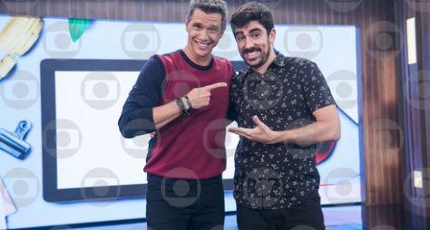 """Mateus Solano e Marcelo Adnet são os convidados do """"Tamanho Família"""""""