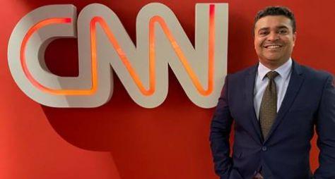 CNN anuncia a contratação de Roberto Nonato