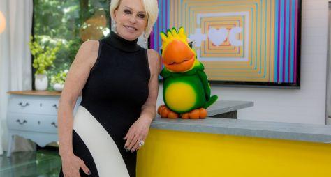 """""""Mais Você"""" voltará a grade de programação da TV Globo"""