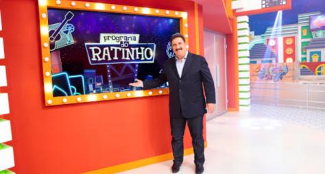 Programa do Ratinho comemora 22 anos no SBT e traz novidades