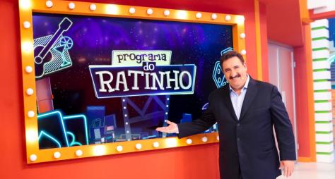 """Programa do Ratinho estreia """"Acordando Celebridades"""" com Otávio Mesquita"""
