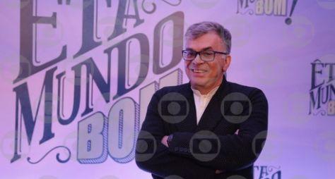 Walcyr Carrasco comenta o sucesso da novela no Vale a Pena Ver de Novo