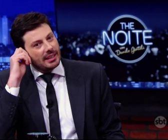 The Noite registra quatro vezes mais audiência que a Record TV