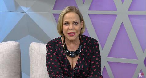 Claudete Troiano é a nova contratada da RedeTV!
