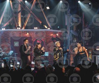 """Preta Gil, Rodriguinho e Banda Eva agitam o """"Música Boa"""" deste sábado"""