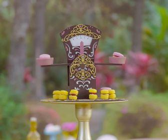 """""""Cereja do Bolo"""" recebe Gabriel e traz os truques da """"Balança de Macarons"""""""