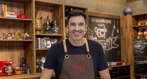 """Edu Guedes estreia na tela da Band no comando do """"The Chef"""""""