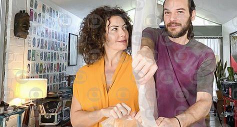 """Fabiula Nascimento e Emilio Dantas falam sobre a experiência """"Amor e Sorte"""""""