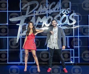 """Grupo feminino estreia no """"Dança dos Famosos'"""