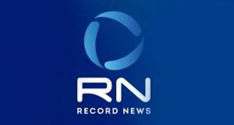 Record News: Emissora lidera no domingo contra os canais de notícias