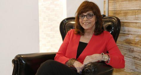 """Gloria Perez celebra edição especial de """"A Forca do Querer"""""""