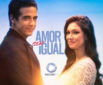 """Amor sem Igual"" volta garantindo a vice-liderança para Record TV"