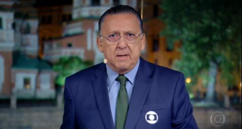Aos 70 anos, Galvão Bueno fala sobre as sete décadas de TV no Brasil