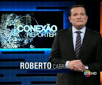 Band pretende contratar o jornalista Roberto Cabrini