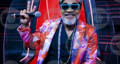"Carlinhos Brown fala sobre a fase final de ""The Voice Kids"""
