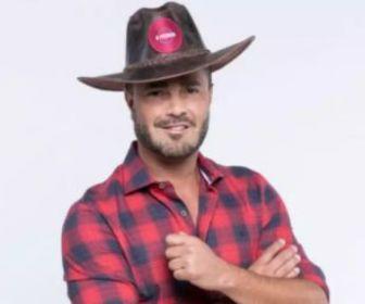 """Rodrigo Phavanello é aprovado para participar de """"Gênesis"""""""