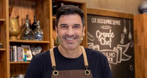 The Chef, com Edu Guedes, mantém audiência que ele tinha na RedeTV!