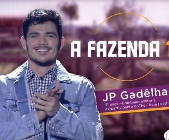 Com eliminação de JP Gadêlha, A Fazenda conquista momentos de liderança em SP