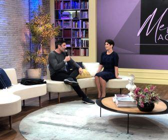 Melhor Agora: Mariana Godoy recebe Edu Guedes
