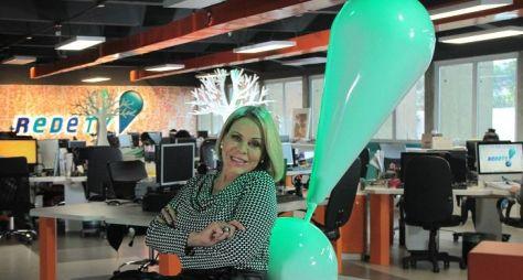 Programa de Claudete Troiano estreia em outubro na RedeTV!