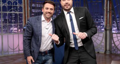 Danilo Gentili traz conversa inédita com o investidor Rafael Ferri no The Noite