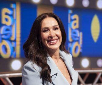 Claudia Raia é a nova jurada do Talentos da TV Cultura
