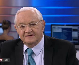 RedeTV! demite o jornalista Boris Casoy