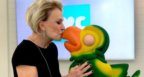 """As manhãs da TV Globo voltam a ter Ana Maria Braga no comando do """"Mais Você"""""""