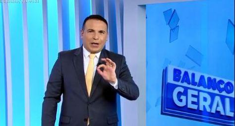 Balanço Geral SP volta a ameaçar a liderança do Jornal Hoje