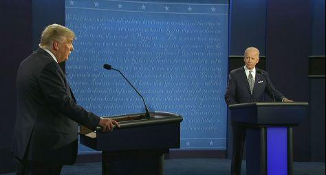 Cobertura do debate americano bate recorde na CNN
