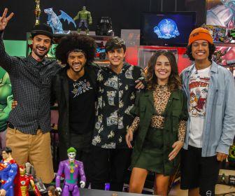 Estreia na Rede Brasil de Televisão o programa Altos Papos