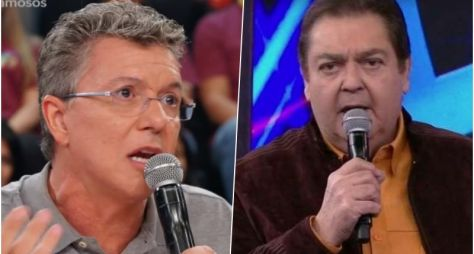 Boninho desmente saída de Faustão da TV Globo
