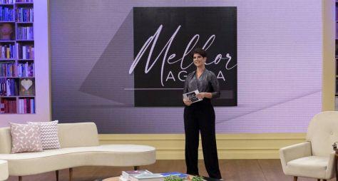 """Mariana Godoy tem um fila de entrevistados para o """"Melhor Agora"""""""